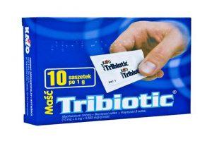 Tribiotic na trądzik