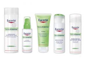 Eucerin kosmetyki na trądzik