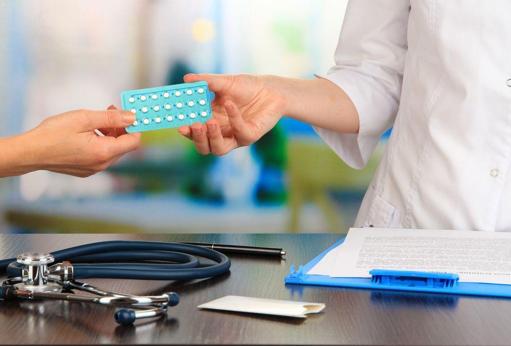 Tabletki hormonalne na Trądzik