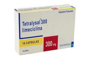 Antybiotyk na trądzik tetralysal