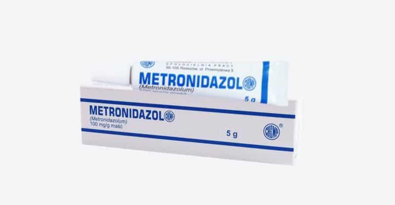 Metronidazol na Trądzik