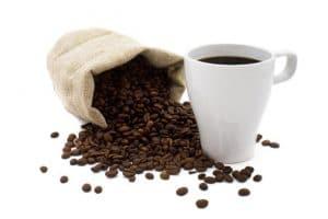 Kawa a Trądzik