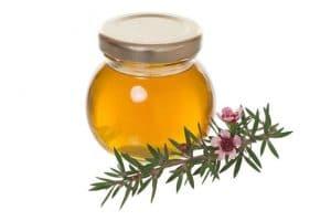 Olejek herbaciany na trądzik